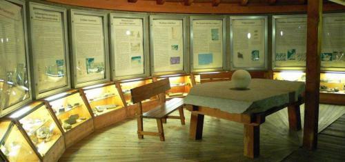 Fossilienmuseum Mölten