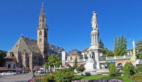 Die Stadt Bozen
